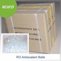 RO Antiscalant Balls