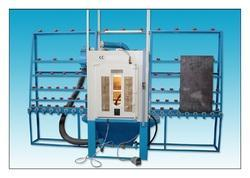 Shot Blasting Machine For Glass