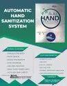 Hand sanitizer  sytem