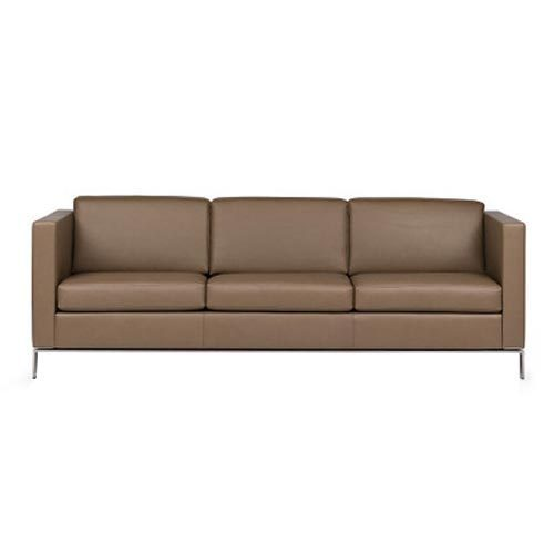 Brown Three Seat Sofa Rs 10000 Piece