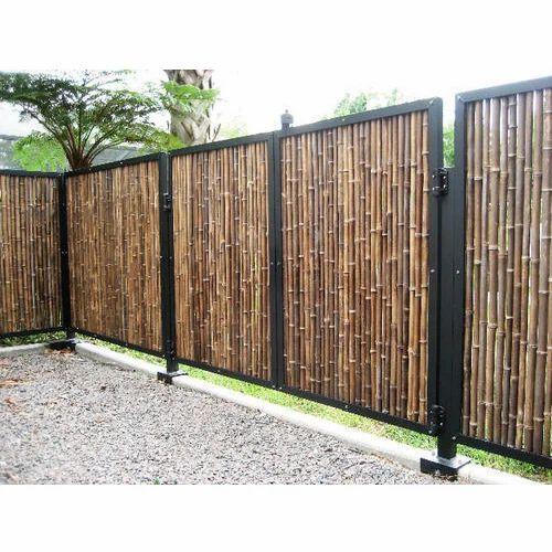 Bamboo Railing Fence Rs 150 Piece Sagar Trading Id