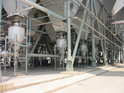 Fly Ash Processing System