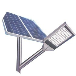 9 W (B) Solar LED Street Light