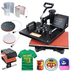 Sublimation Heat Machine