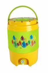 ALOK Plastic WATER JUG 20 Liter, Packaging Type: Packet, Size: 18L