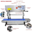 Ektc Vertical Band Sealer, Production Capacity: 100/month