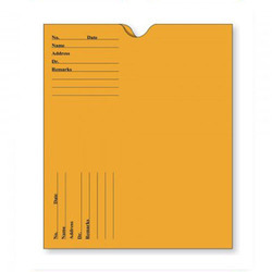 White Yellow Brown Paper Medicine Envelopes, For Courier, Rectangular,Square