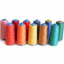 1000 Meter Spun Vardhman Sewing Threads, For Textile Industry Use