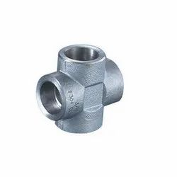 Stainless Steel Threaded Equal Cross