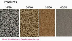 Ceramic Proppant (Shale Fracking Process)
