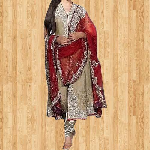 93f93d240074 Bridal Wear Punjabi Wedding Suit