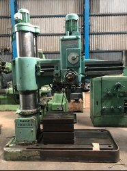 Hydraulic Radial Drilling Machine