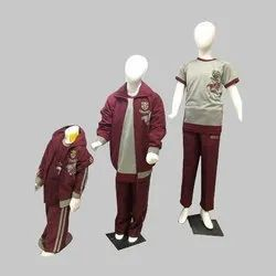 Cotton Kids School Tracksuit, Packaging Type: Packet