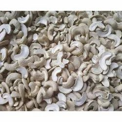 Top Nut Split Cashew Nuts, Packaging Type: Tin container, Packaging Size: 10 kg