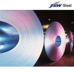Galvanised Steel Rolls