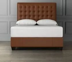 Leather Bed At Best Price In India
