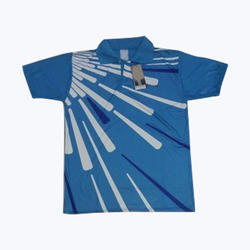 Sublimation Printed T Shirt