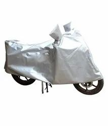 Silver Matty Bike Cover