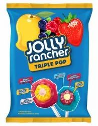 Jolly Rancher Hard Candy, Original Flavors 198g, Packaging Type: Packet
