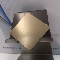 Stainless Steel PVD Sheets