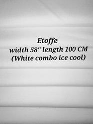 Cotton Plain Fabric (Etoffe)