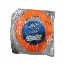 Nylon Monofilament 50 Yds Keerin Orange Fishing Line