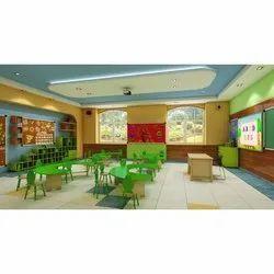 School/Playway Interior Design Services