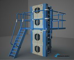Integrated 4 High Tower Machine