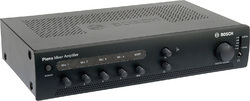 Bosch PLE-1ME120-2IN 120 Watt Plena Mixing Amplifier