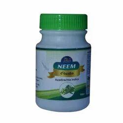 Neem Azadirachta Indica Powder