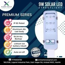9 W SOLAR LED LIGHT