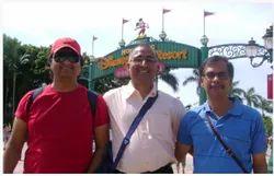 Amusement And Theme Parks Service