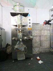 Liquid Pouch Packing Machine