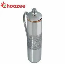 Stainless Steel Copper Fridge Bottle