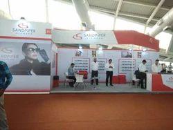 Wooden 3d Exhibition Stall Design Services, Delhi