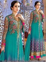 Traditional Bollywood Gown