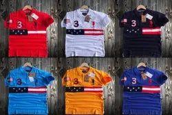 Branded Mens Cotton T-Shirt
