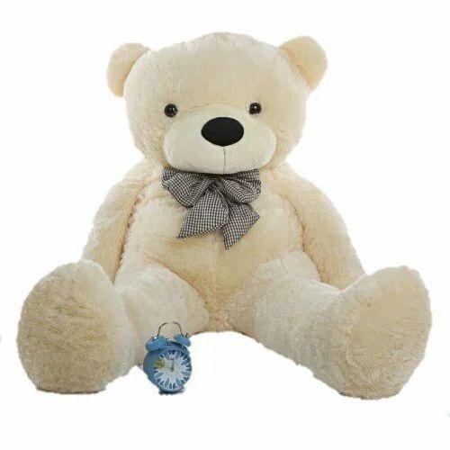 f031d5d028f NSK Fur Cream Teddy Bear
