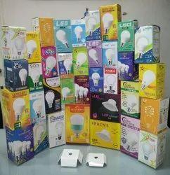 Bulb Packaging Box