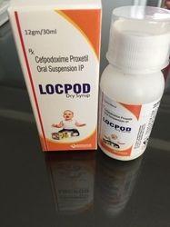 Cefpodoxime 50mg Oral Suspension 30 Ml With Cap