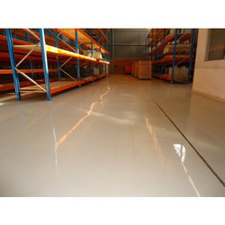 Self Leveling Epoxy Screed