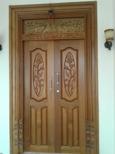 Wood Door \u0026 Furniture & Wood Door \u0026 Furniture at Rs 150 /square feet | Wooden Door | ID ...