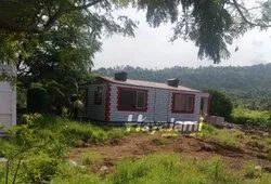 2 BHK Prefabricated Homes