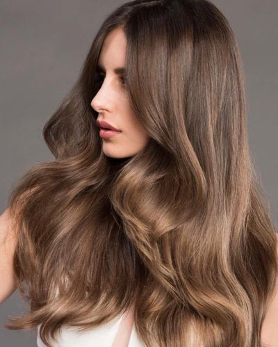 How To Lighten Dark Brown Hair