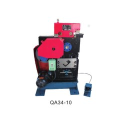 QA34-10 Metal Punching and Shearing Machine