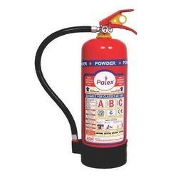 Dry Powder Type ABC Palex Fire Extinguisher, For Offices, Capacity: 4 Kg