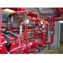 Diesel Engine Pump Room System