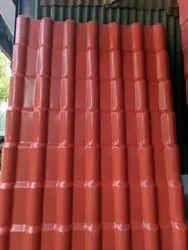 Asa Upvc Tile Roofing Sheet