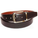 Mens Leather Formal Belt