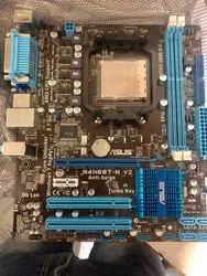 AMD ASUS M4N68T-M V2, for Desktop, ATX